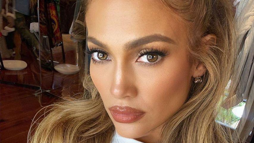 Jennifer Lopez im September 2020