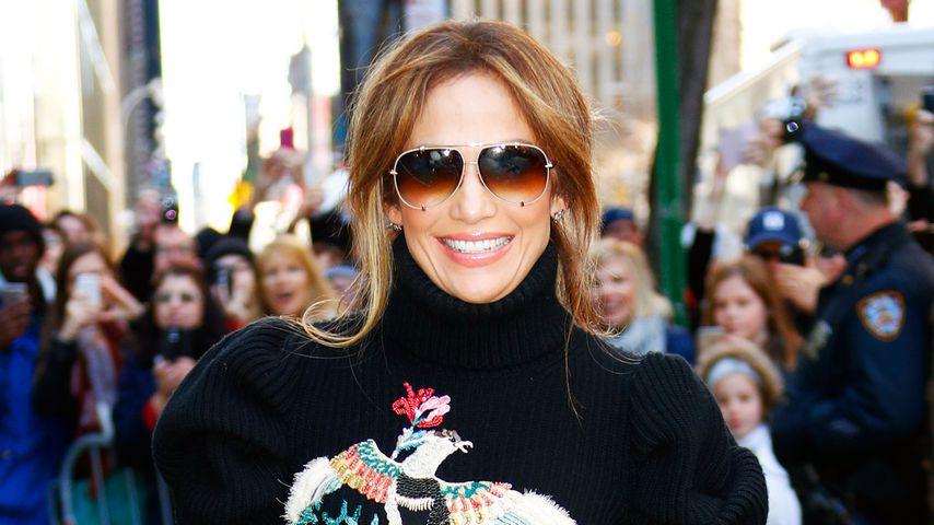 Tabu-Thema: J.Lo schweigt über Trennung mit Marc Anthony