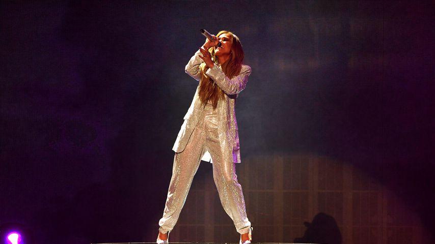 Jennifer Lopez bei den American Music Awards 2018