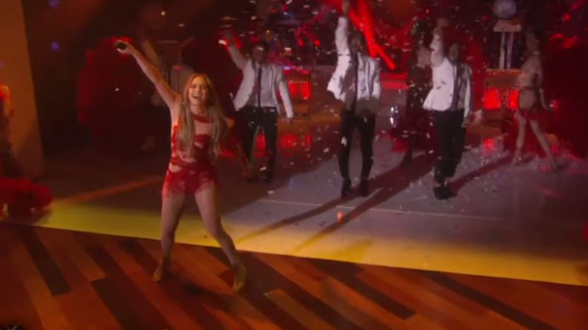 Sexy Medley: Jennifer Lopez lässt die Puppen tanzen