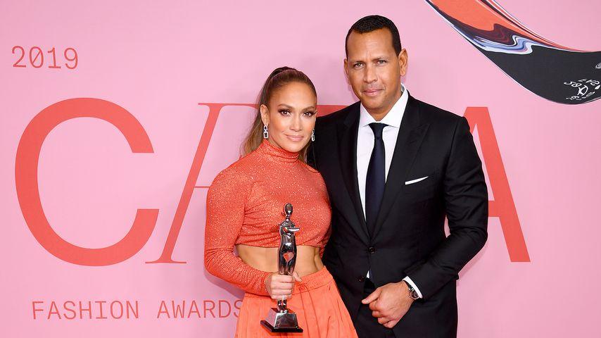 Liebes-Aus! Jennifer Lopez und A-Rod sollen getrennt sein