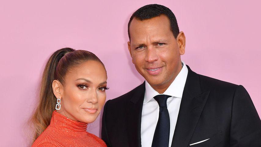 Jennifer Lopez und Alex Rodriguez im Juni 2019