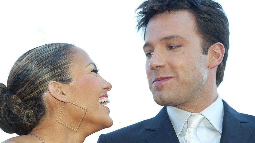 Jennifer Lopez und Ben Affleck, 2003