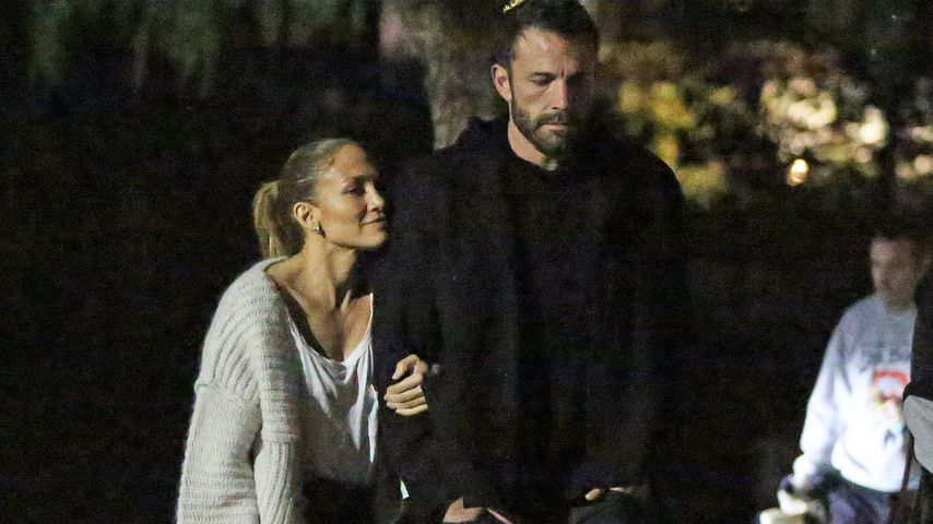 Jennifer Lopez und Ben Affleck, September 2021
