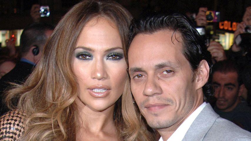 Jennifer Lopez und Ex Marc Anthony