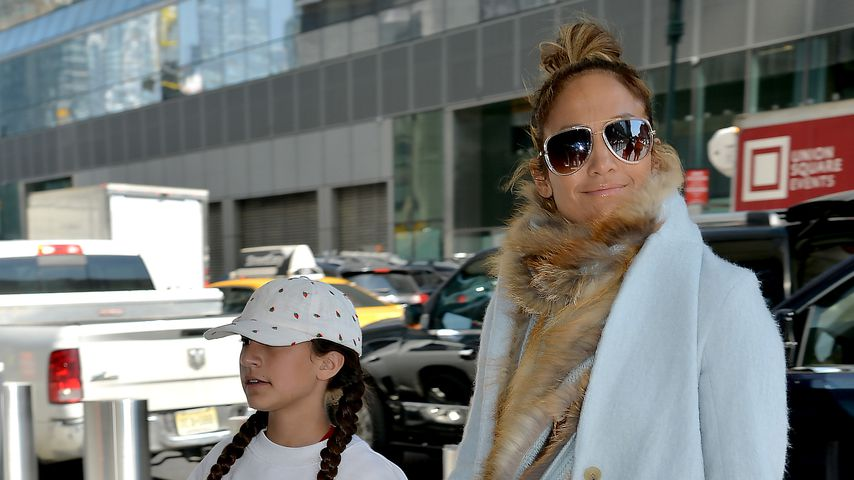 Teurer Shopping-Look: Hier trägt J.Lo ein 100.000 $-Outfit