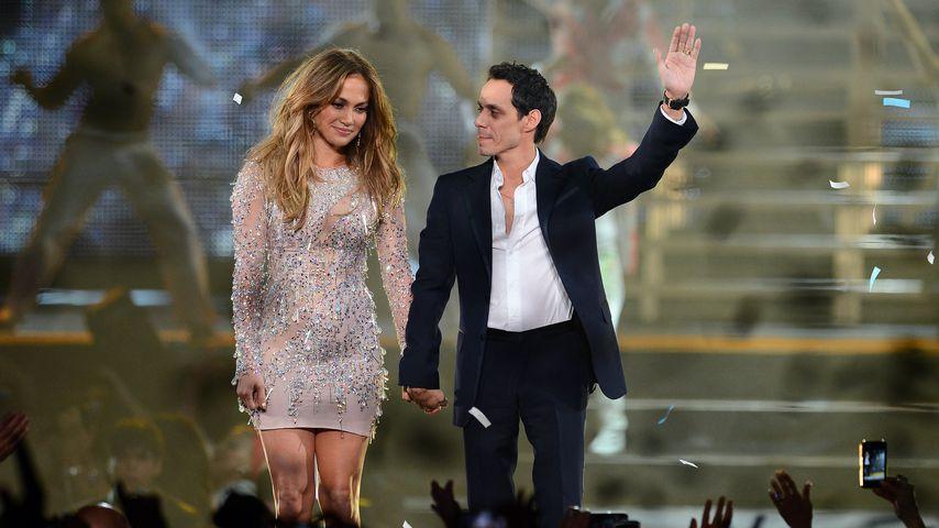 Nicht Ben: J.Lo zusammen mit Ex-Mann Marc Anthony gesichtet