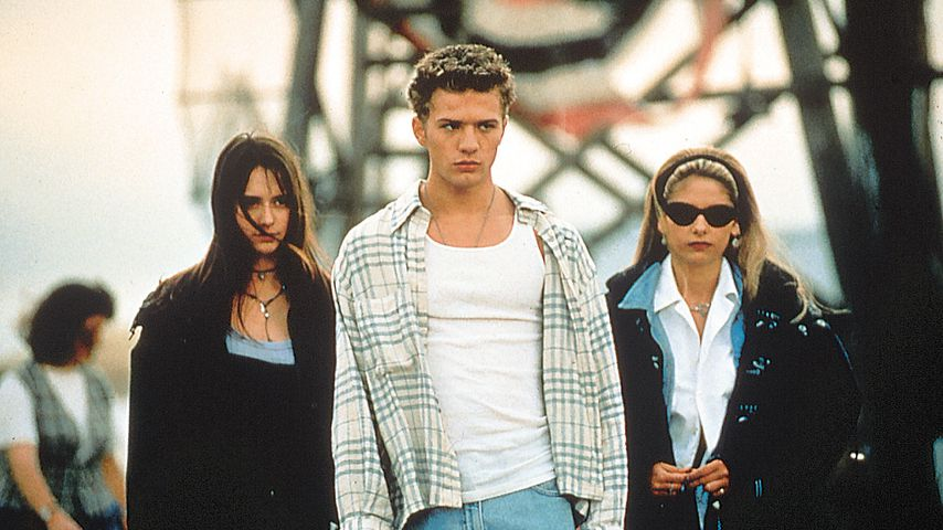 Jennifer Love Hewitt, Ryan Phillippe und Sarah Michelle Gellar