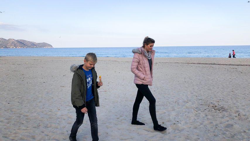 """""""War übel"""": Nach Jens' Tod hatte Sohn Leon hart zu kämpfen"""