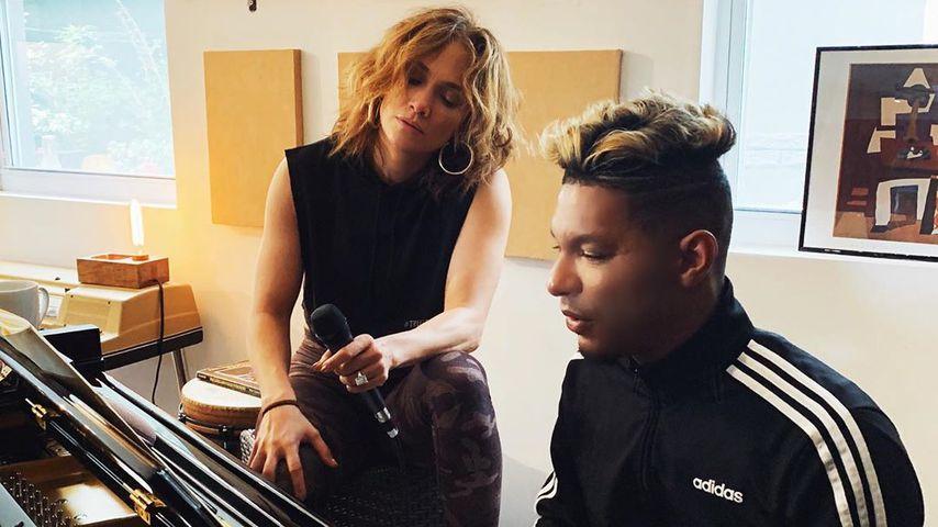 Locken-Bob: Jennifer Lopez mit neuer, flippiger Frisur!