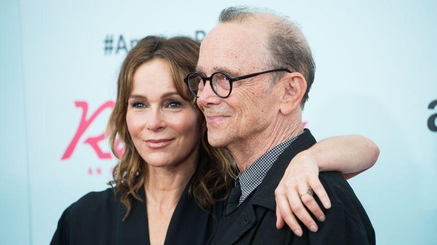 Jennifer und Joel Grey 2015 in New York