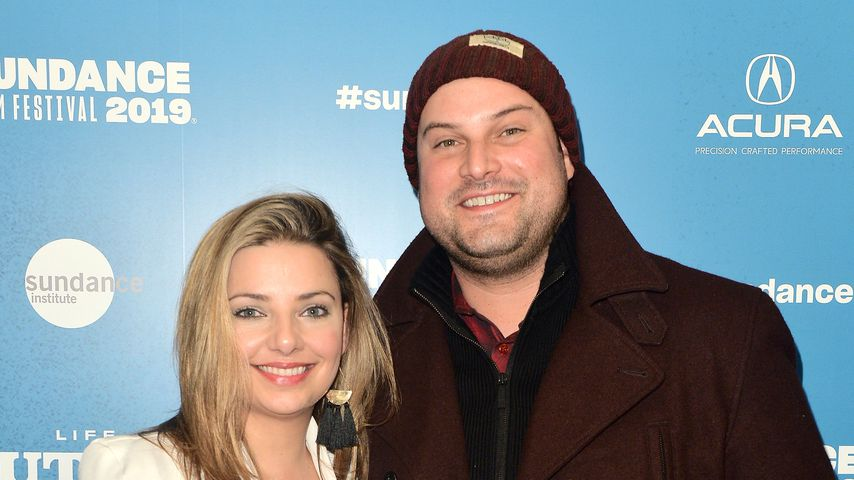 Endlich! Glee-Star Max Adler hat seine Jennifer geheiratet
