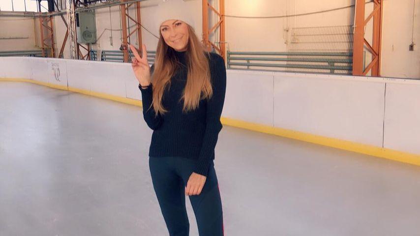 Jenny Elvers im Oktober 2019