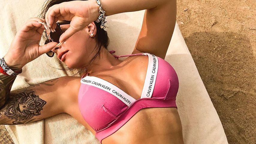 Heiß: Bestätigt Jenny Frankhauser mit Bikini-Pic neue Liebe?