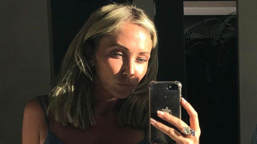 Selfie-Post von Jenny Frost