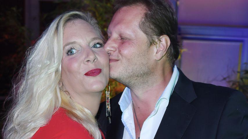 Daniela und Jens Büchner beim Deutschen Comedypreis 2017