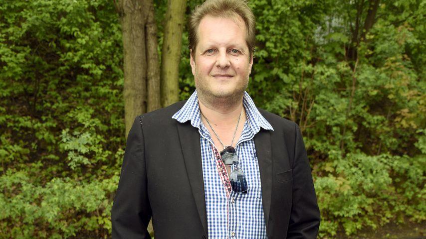 Jens Büchner beim Renntag von Bild in Gelsenkirchen