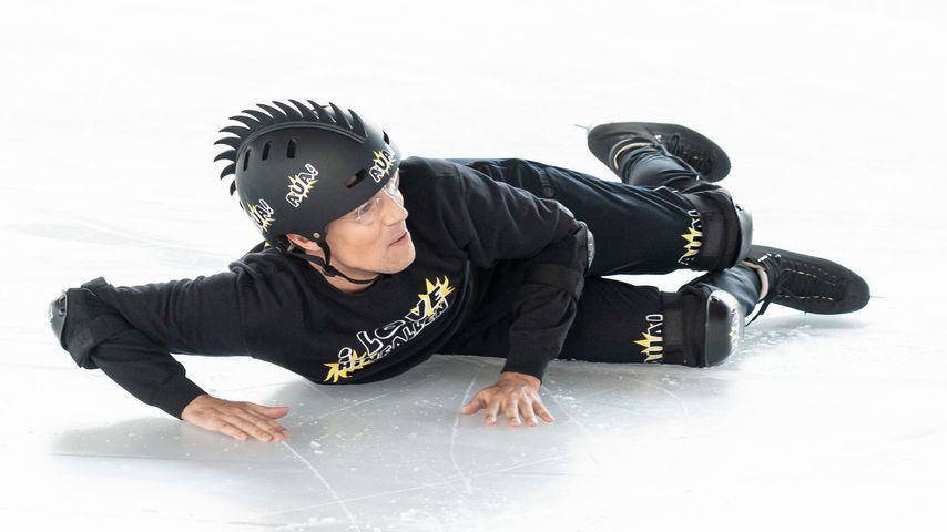 "Jens Hilbert, ""Dancing on Ice""-Teilnehmer"