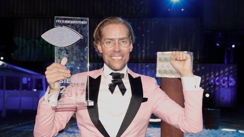 "Jens Hilbert, ""Promi Big Brother""-Sieger 2017"