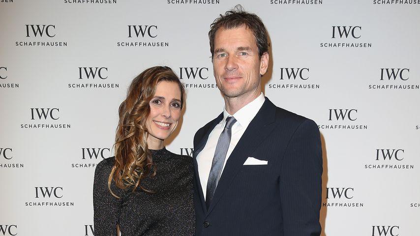 Jens und Conny Lehmann bei der IWC Gala