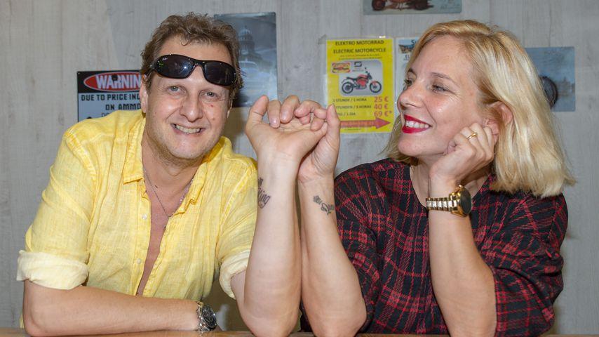 Jens und Daniela Büchner in Palma de Mallorca
