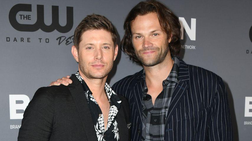 """Jared und Jensen emotional: Letzter """"Supernatural""""-Drehtag"""