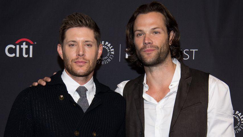"Jensen Ackles und Jared Padalecki, ""Supernatural""-Darsteller"