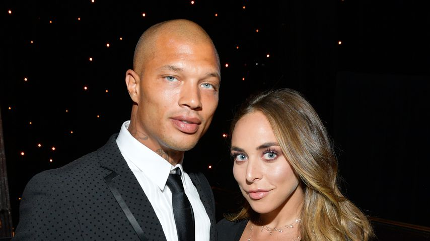 Jeremy Meeks und Chloe Green bei den Princess Grace Awards Gala 2017