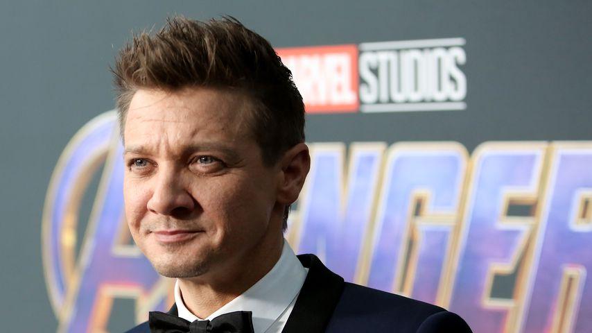 """Jeremy Renner bei der Premiere von """"Avengers: Endgame"""""""