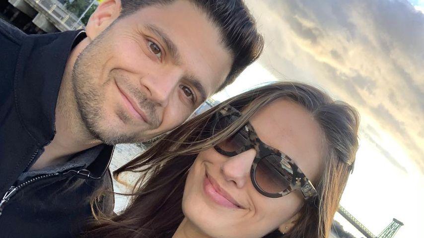 Schauspieler-Ehepaar Jerry Ferrara und Breanne Racano
