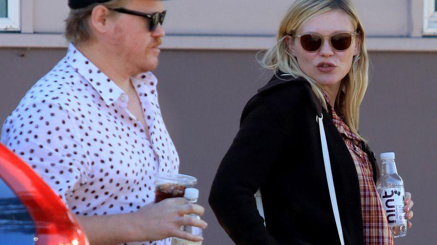 Kirsten Dunst mit Mega-Bauch: Steht die Geburt kurz bevor?