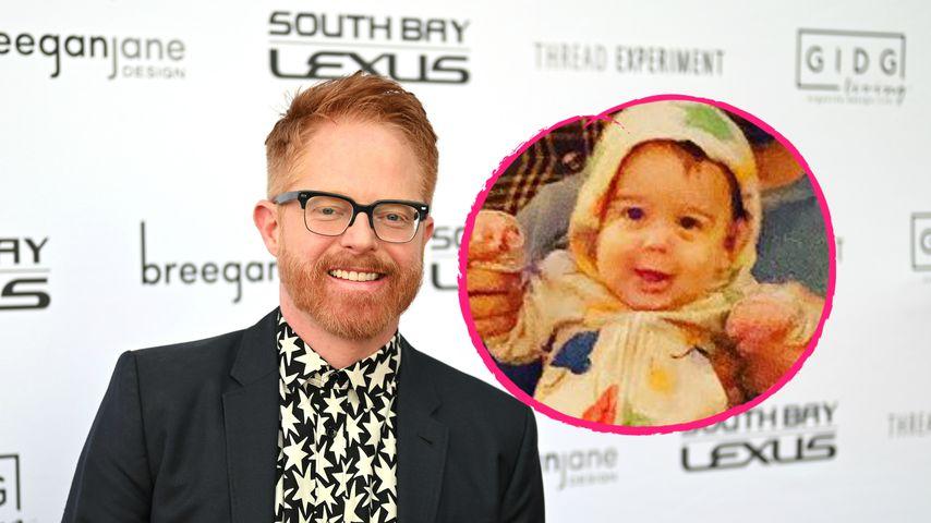 """""""Modern Family""""-Star Jesse zeigt jetzt Gesicht seines Babys!"""