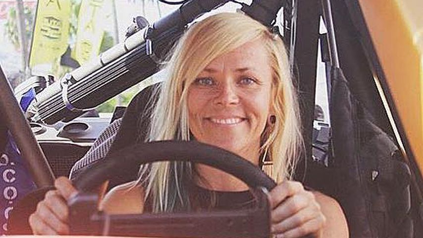 Rennfahrerin Jessi Combs brach bei Todesunfall Weltrekord