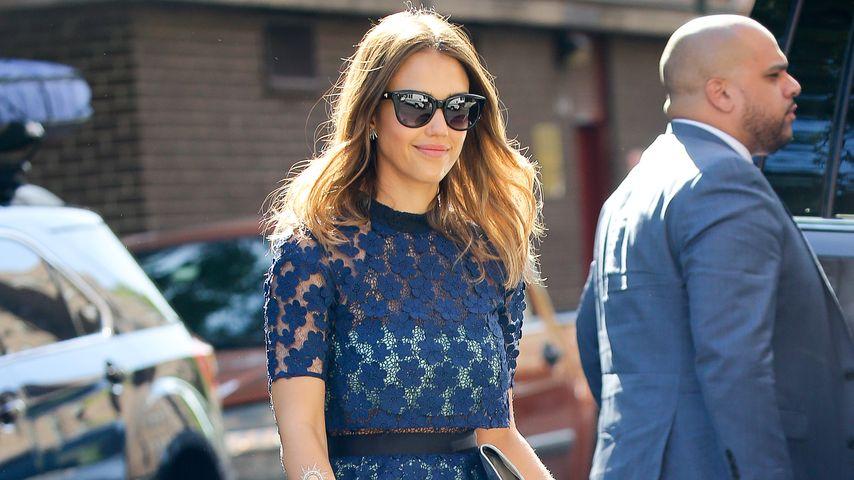 Jessica Alba: Transparenter Shopping-Trip durch New York