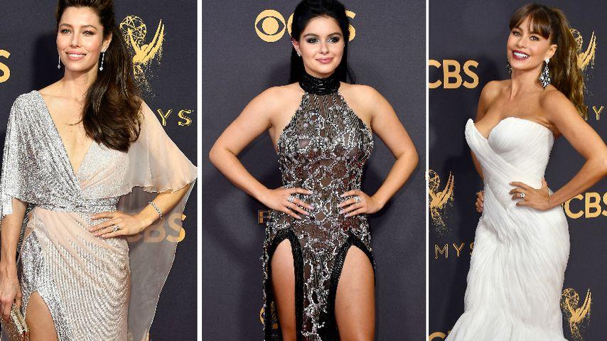 Styling-Pannen? Die Tops und Flops der Emmy Awards 2017