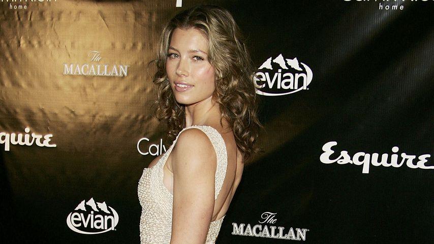 Jessica Biel im Jahr 2005