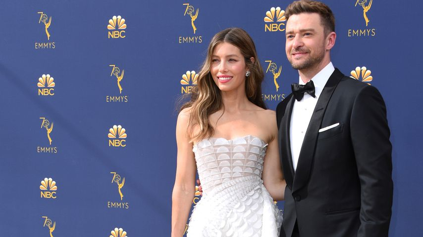Jessica Biel und Justin Timberlake im September 2019 in Los Angeles