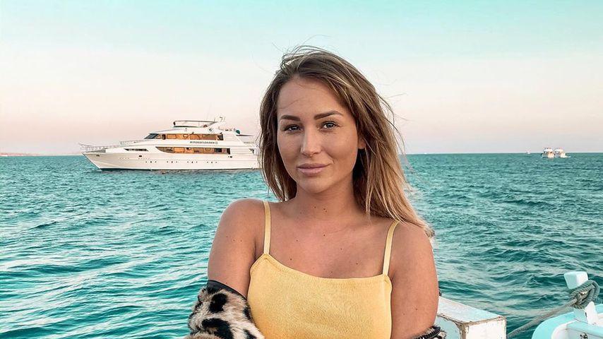 Jessica Fiorini im Februar 2020 in Ägypten