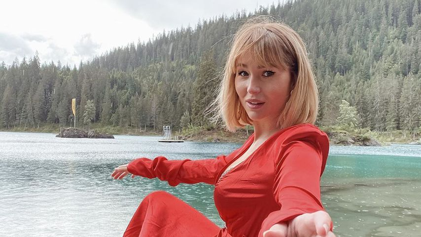 TV-Darstellerin Jessica Fiorini