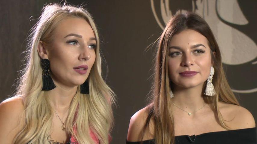 """""""Ich liebe dich"""": Bachelor-Girls Jessica & Maxime geschockt!"""