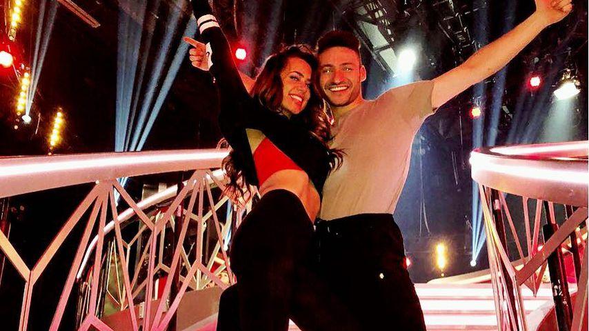 Jessica Paszka & Robert geben ersten heißen Tanz-Einblick!