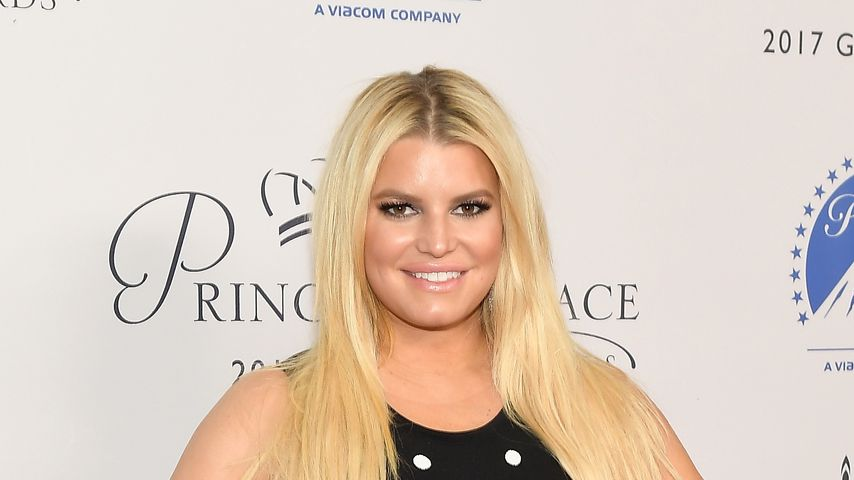 Jessica Simpson im Oktober 2017 in Hollywood