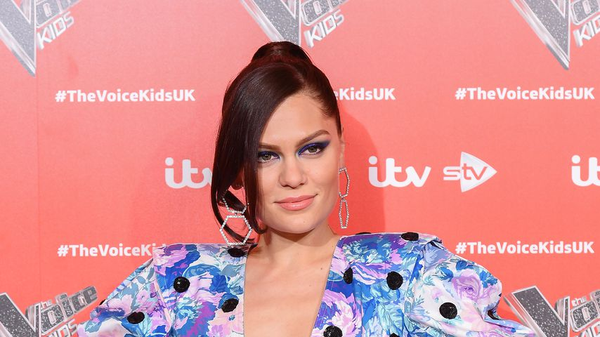 "Jessie J bei einem ""The Voice Kids""-Fototermin"