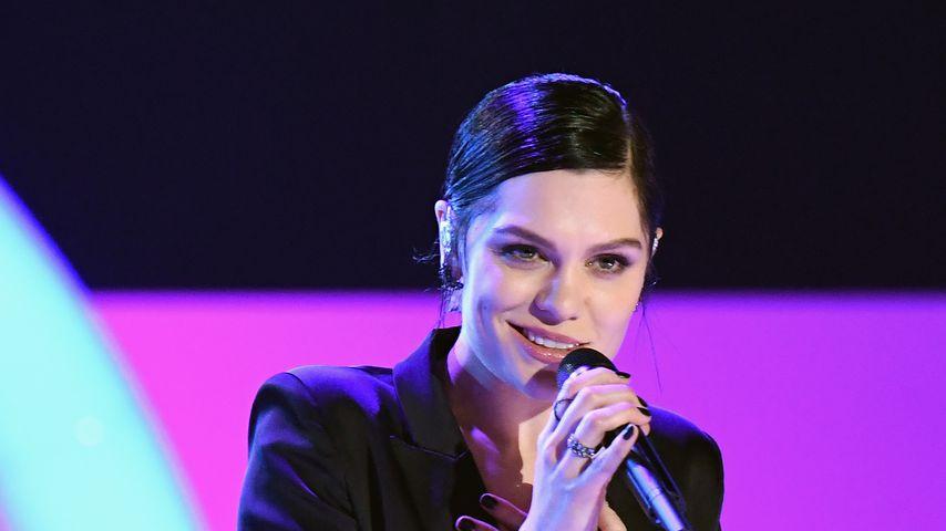 Jessie J bei einem Konzert im November 2017