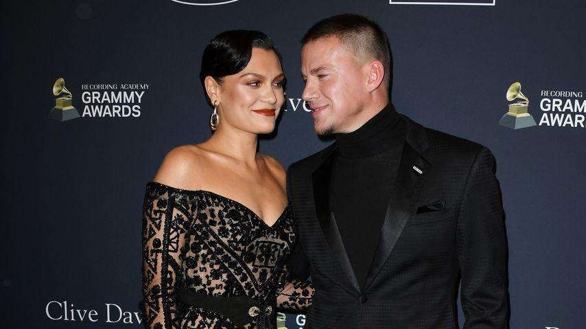 Jessie J und Channing Tatum bei den Grammy Awards 2020