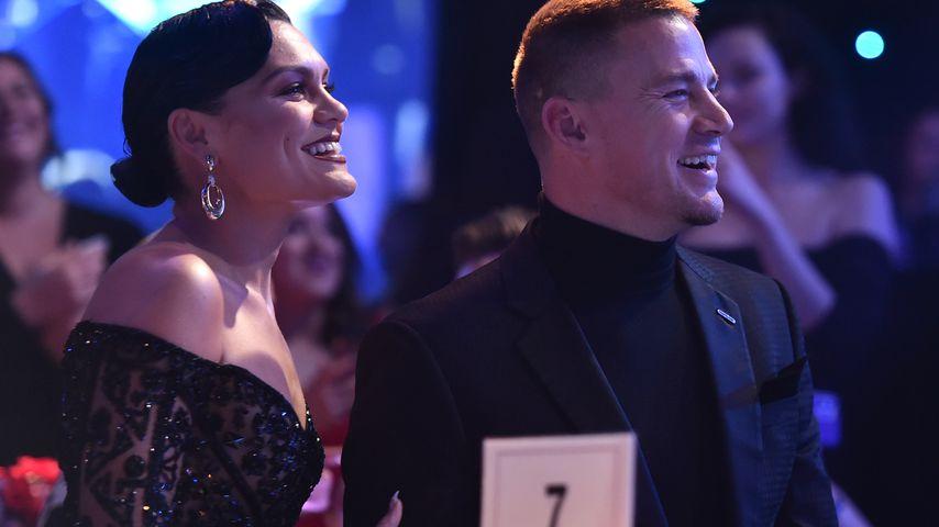 Jessie J und Channing Tatum bei der Pre-Grammy Gala 2020