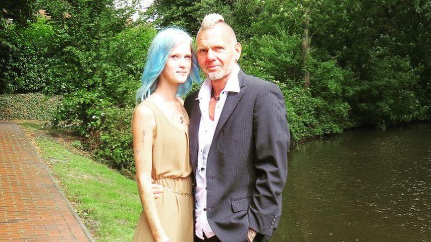 Jessy und Thomas im August 2020