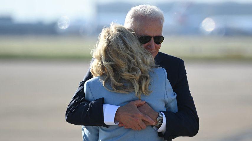 First Lady Jill und US-Präsident Joe Biden