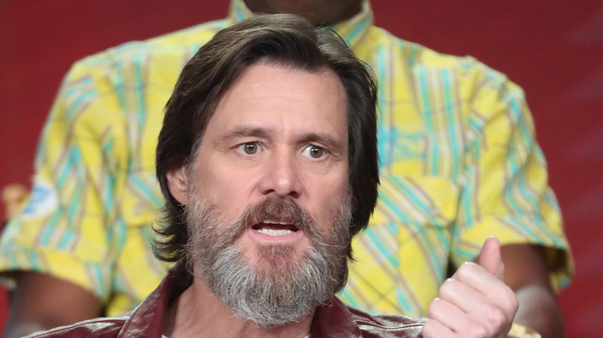Krasse Vorwürfe: Besorgte Jim Carrey toter Ex Suizid-Pillen?