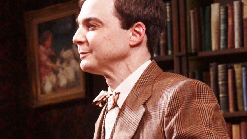 Erste Bilder von TBBT-Jim Parsons in Theater-Rolle
